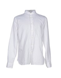 Guy Rover Shirts Shirts Men White