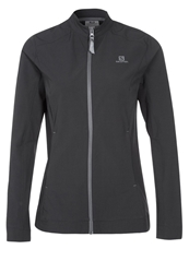 Salomon Gualea Soft Shell Jacket Black