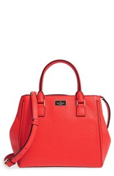 Kate Spade New York 'Prospect Place Maddie' Grainy Leather Satchel