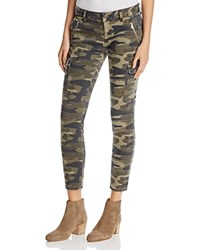 Mavi Jeans Juliette Cargo Pants In Military Camo