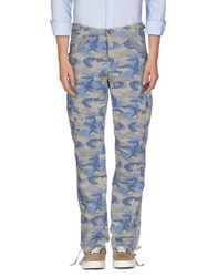 40Weft Trousers Casual Trousers Men Ivory