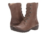 Bogs Carrie Lace Mid Boot Taupe Multi Women's Lace Up Boots