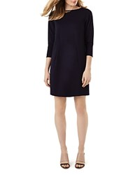 Phase Eight Paige Boat Neck Dress Navy