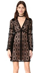 Nanette Lepore Cabaret Dress Black