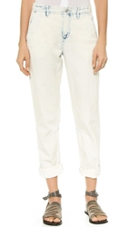 Free People Faded Trousers Tide