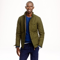 J.Crew Broadmoor Quilted Jacket