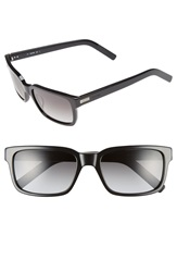 Jack Spade 'Preston' 56Mm Sunglasses Black