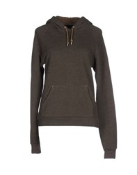 Sultan Topwear Sweatshirts Women Dark Green