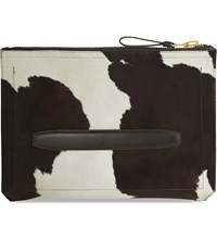 Tom Ford Cow Spot Haircalf Document Holder Pony