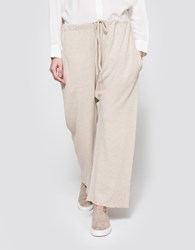 Lauren Manoogian Sack Pants In Crudo