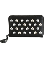 Marc By Marc Jacobs Disney X Marc By Marc Jacobs 'Googley Eye' Wallet Black