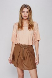 Endless Summer Womens The Formation Mini Skirt