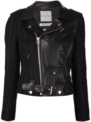 Each X Other Biker Jacket Black