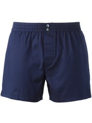 La Perla 'Dress Code' Shorts Blue