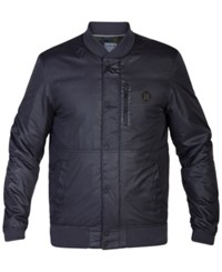 Hurley Men's All City Stealth Jacket Squadron B