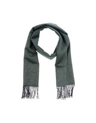 Fendi Oblong Scarves Military Green