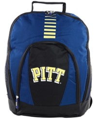 Forever Collectibles Pittsburgh Panthers Prime Time Backpack Navy