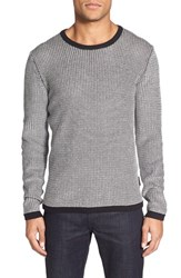 Men's J. Lindeberg 'Svante' Cotton Crewneck Sweater