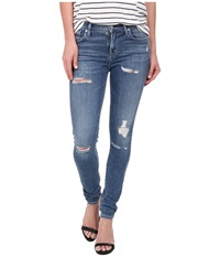 A Gold E Sophie In Cannes Cannes Women's Jeans Blue