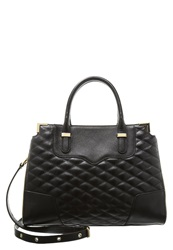 Rebecca Minkoff Amorous Handbag Black Light Gold