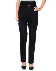 X's Milano Trousers Casual Trousers Women Black