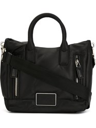 Marc By Marc Jacobs Small Zip Detail Tote Black