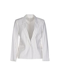 Acne Studios Suits And Jackets Blazers Women White
