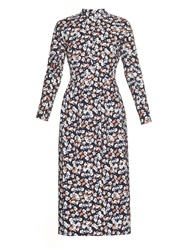 Mother Of Pearl Thornaill Crepe Dress