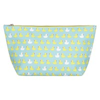 John Lewis Duck Print Wash Bag
