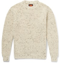 The Workers Club Merino Wool Sweater White