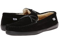 Tundra Boots Westford Black Men's Slip On Shoes