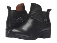 Gentle Souls Penny Black Leather Women's Shoes