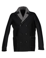 Daniele Fiesoli Jackets Steel Grey