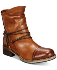Clarks Women's Volara Dina Slouchy Booties Women's Shoes Dark Brown Leather