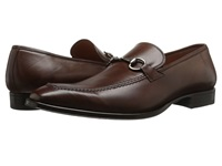 Mezlan Tours Cognac Men's Slip On Dress Shoes Tan