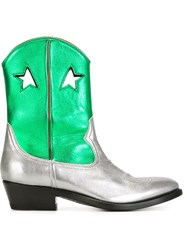 Golden Goose Deluxe Brand 'Lila' Boots Green