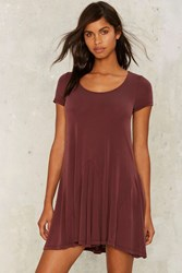 Scoop For The Summer Flared Dress