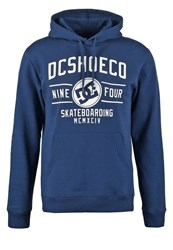 Dc Shoes Recover Sweatshirt Varsity Blue