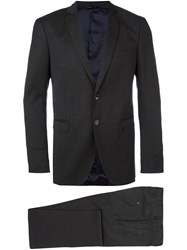 Tonello Tailored Business Suit Grey