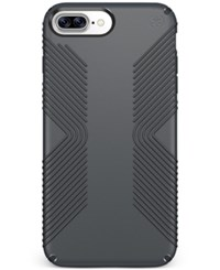 Speck Presidio Grip Iphone 7 Plus Case Graphite Grey Charcoal Grey