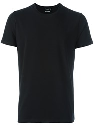 Jil Sander Basic T Shirt Black