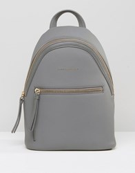 Tommy Hilfiger Mini Backpack Iron Arrowood Grey