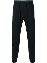 Diesel Logo Lounge Trousers Black