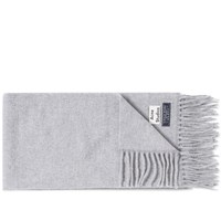 Acne Studios Canada Narrow Scarf Grey