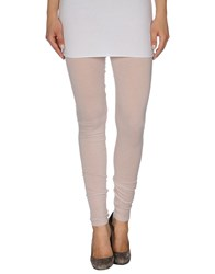 Fine Collection Trousers Leggings Women Light Grey