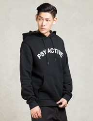 Pam P.A.M. Black Psy Active Hoodie
