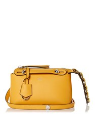 Fendi By The Way Mini Crystal Tail Cross Body Bag
