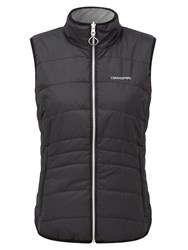 Craghoppers Compress Lite Vest Black Multi