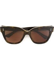 Dita Eyewear 'Daytripper' Sunglasses Brown