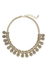 Junior Women's Leith Ornate Statement Necklace